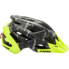 Lazer Ultrax+ ATS Cykelhjelm grå